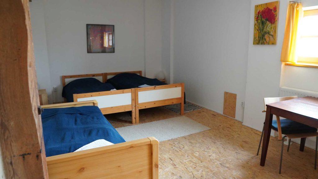 Dreibett-Zimmer 3.OG